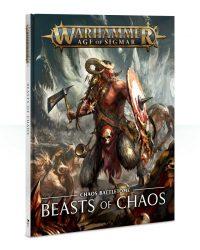 Tomo de batalla caos Beast of chaos