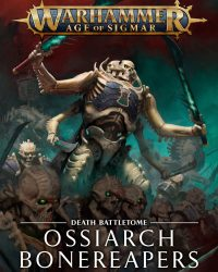 Death battletome Ossiarch Bonereapers (ingles)
