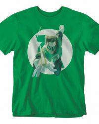 Camiseta Green Lantern Unisex Talla 2XL