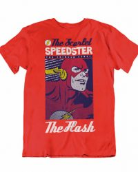 Camiseta The Flash Unisex Talla 2XL