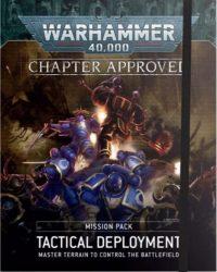Aprobado por el capítulo Despliegue táctico