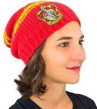 Gorro holgado de la Casa Gryffindor Harry Potter
