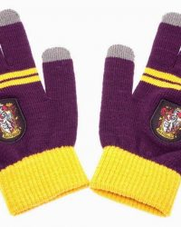 Guantes de la Casa Gryffindor Harry Potter
