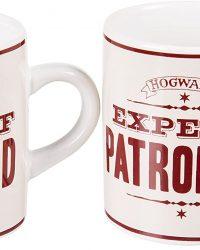 Juego de dos tazas de café Harry Potter