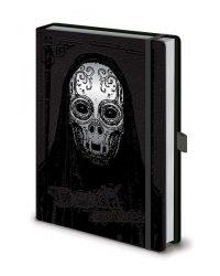 Libreta A5 de Las Máscaras de la Muerte Harry Potter