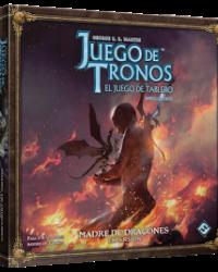 Madre de Dragones Expansión Juego de Tronos de tablero