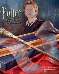 Varita de Ron Weasley Noble Collection