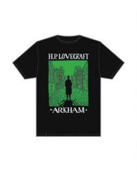Camiseta Visit Arkham M