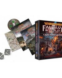 Warhammer Fantasy Role Play Caja de Iniciación