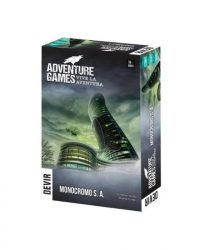 Adventure Games – Monocromo S.A
