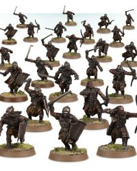 Lord of the Rings: Uruk-Hai Scouts