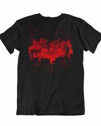 Camiseta Batman Batmobile Talla 2XL
