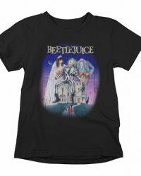 Camiseta Beetlejuice Unisex Talla 2XL