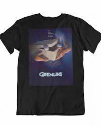 Camiseta Gremlins Poster Talla XL