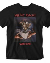 Camiseta Gremlins We´re Back! Talla S