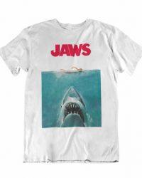 Camiseta Tiburón Poster Talla 2XL