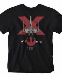 Camiseta X-Wing Red Squadron Talla 2XL