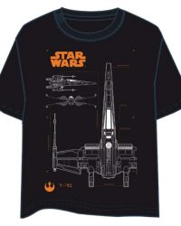 Camiseta X-Wing Talla XL