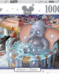 Puzzle 1000 Disney Dumbo