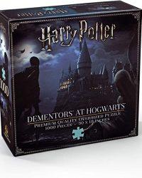 Puzzle 1000 Dementors at Hogwarts