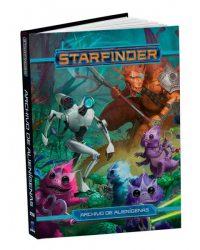 Starfinder Archivo Alienígena