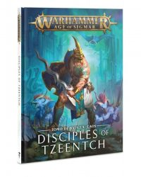 Disciples of Tzeentch Tomo de batalla