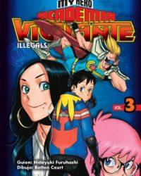 My hero academia Vigilante illegals 03