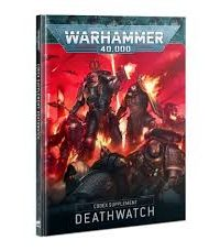 Suplemento de codex Deathwatch