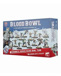 Necromantic Horror Blood Bowl Team