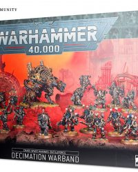 Battleforce Chaos Space Marines