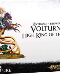 Idoneth Deepkin Volturnos High King of the Deep