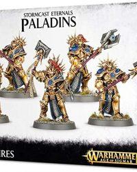 Stormcast Eternals Paladins, Decimators, Protectors, Retributors