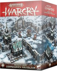 Warcry Ravaged Lands Corpsewrack Mausoleum