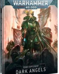 Codex Dark Angels 9th