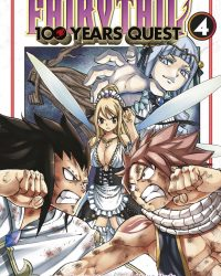 FAIRY TAIL 100 YEARS QUEST 04