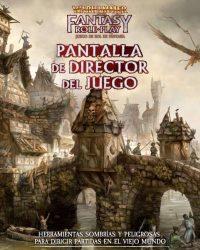 Warhammer Fantasy Role Play Pantalla de Director del Juego
