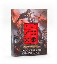 Daughters of Khaine Dice