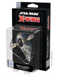 Star Wars X-Wing: Esclavo I de Jango Fett