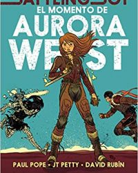 El momento de Aurora West