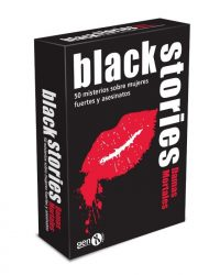 Black Stories: Damas Mortales