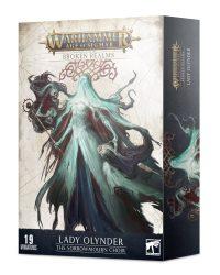 Lady Olynder The Sorrowmourn Choir