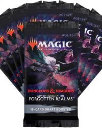Dungeon and dragons booster draft